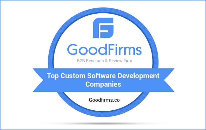 Praxent Named a Top Software Development Company by GoodFirms