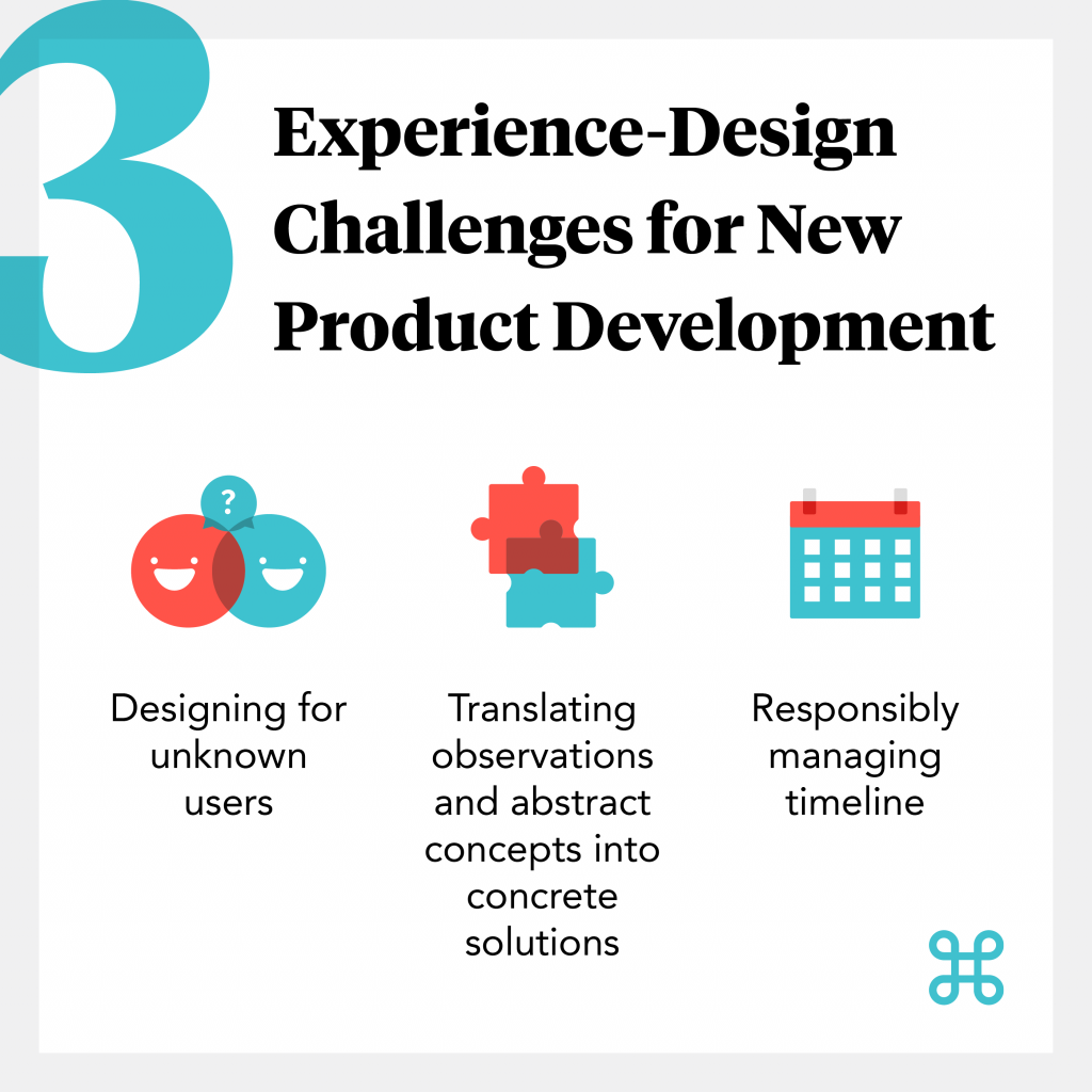 3 Ux Design Challenges In New Product Development Praxent