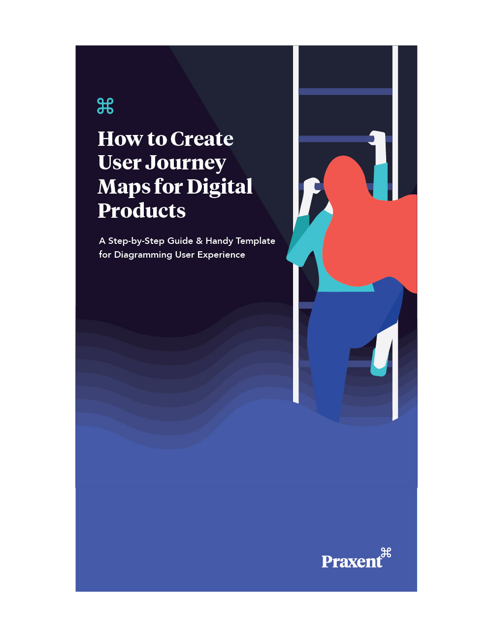 Download Praxent user journey map template and ebook Praxent